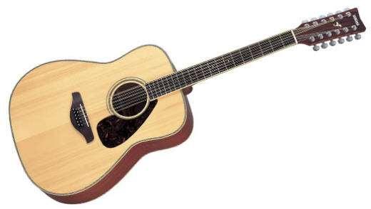 yamaha fg720s 12 string acoustic guitar long mcquade