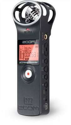 H1 Handy Recorder - Black