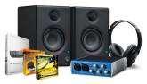 PreSonus - AudioBox 96/Eris 3.5 Studio Bundle w/ HD3 Headphones and Studio One Artist