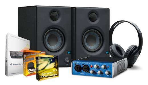 AudioBox 96/Eris 3.5 Studio Bundle w/ HD3 Headphones and Studio One Artist