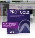 Avid - Pro Tools Perpetual License with 1-Year Software Updates & Support Plan, No iLok (Card Only)