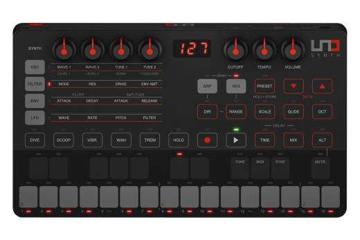 UNO Synth Analog Monophonic Synthesizer