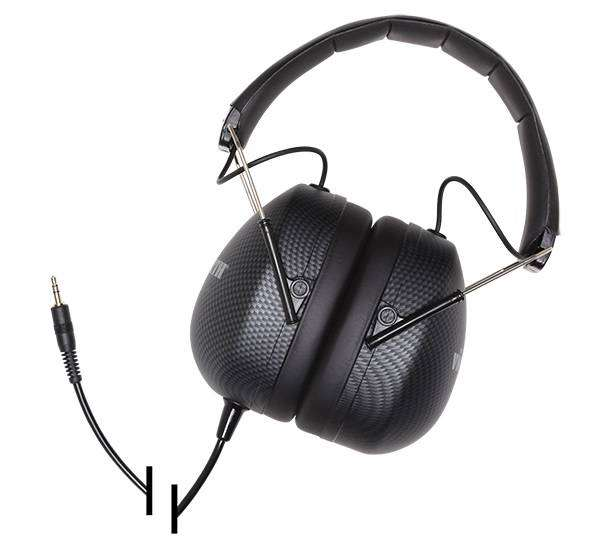 eb0facc5366 Vic Firth SiH2 Stereo Isolation Headphones - Long & McQuade Musical  Instruments