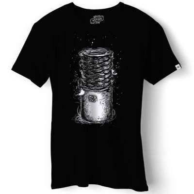 T-shirt Origin Black  - XXL