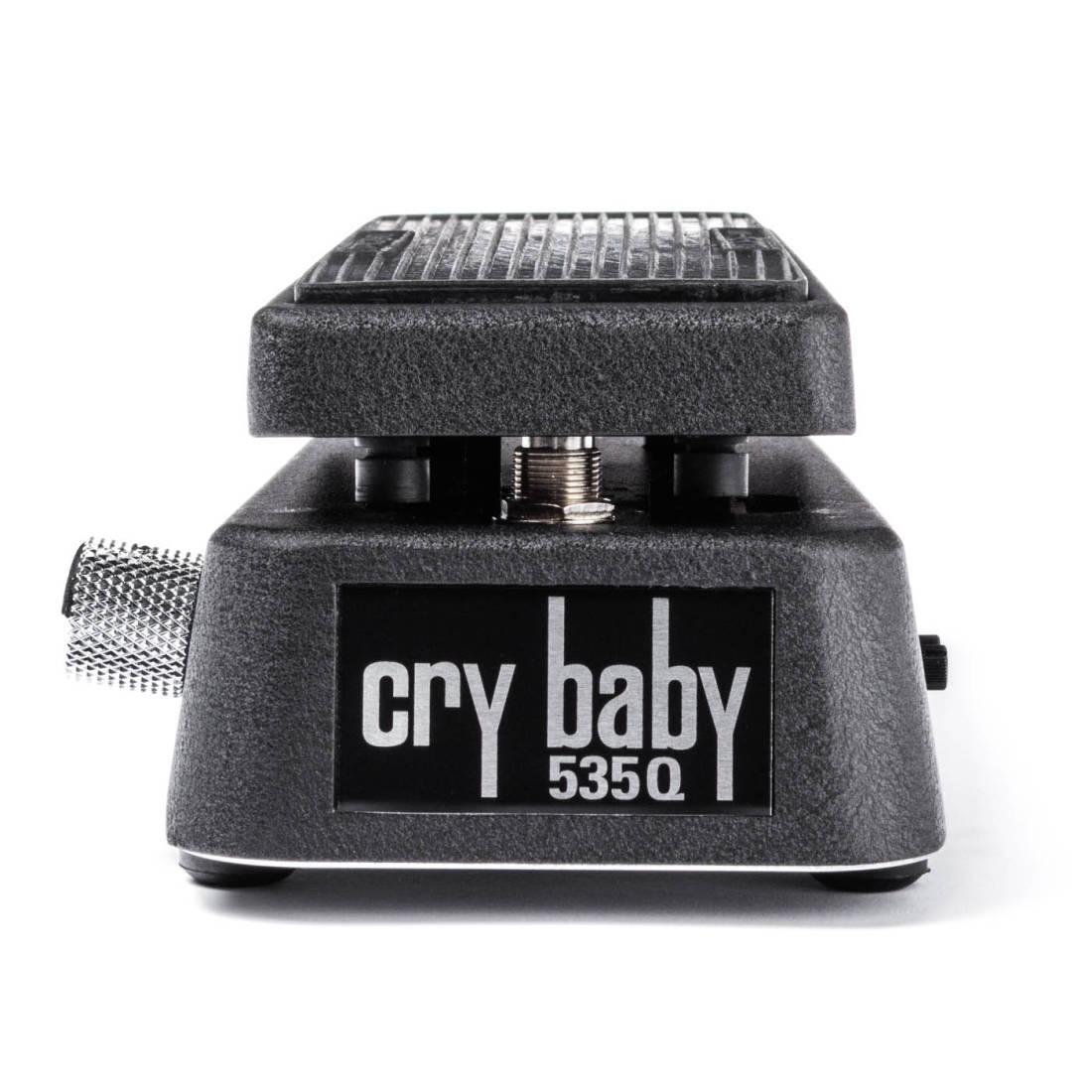 Dunlop 535q Crybaby Multi Wah Long Amp Mcquade Musical