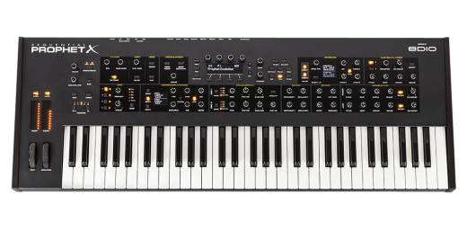 Prophet X 5-octave Synthesizer w/Samples