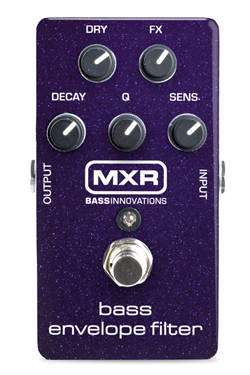 M82 - Bass Envelope Filter