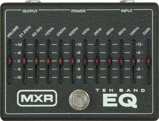 M108 - Ten Band Graphic EQ