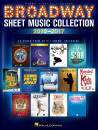 Hal Leonard - Broadway Sheet Music Collection: 2010-2017 - Piano/Vocal/Guitar - Book