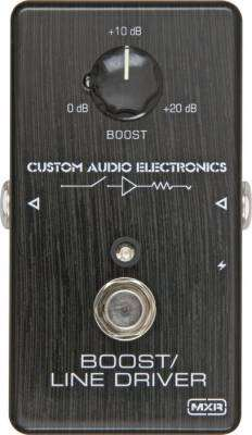 MC401 - Custom Audio Electronics Boost Pedal