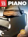 Hal Leonard - First 15 Lessons: Piano - Henry - Book/Media Online