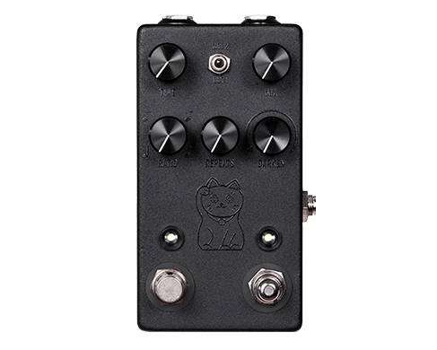 Lucky Cat Delay Pedal - Black