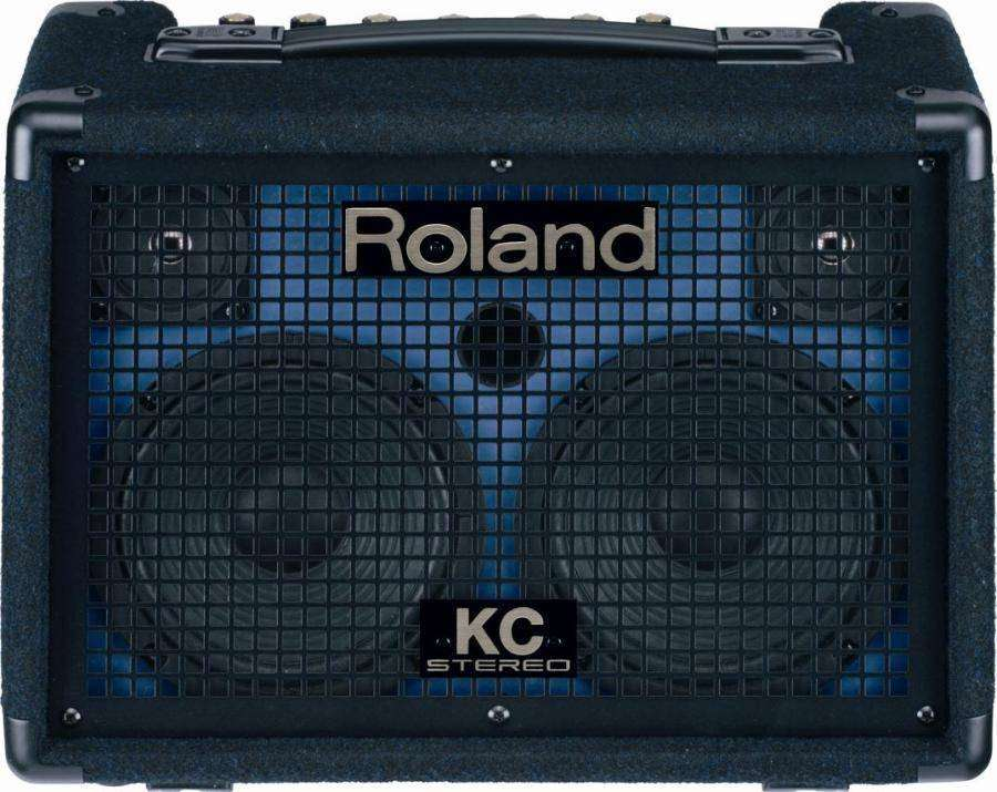 roland stereo keyboard amp long mcquade musical instruments. Black Bedroom Furniture Sets. Home Design Ideas