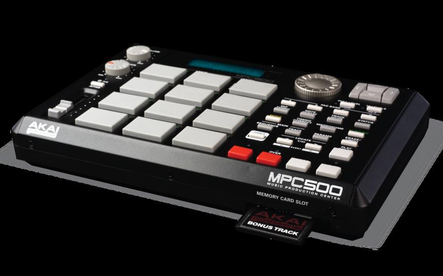 Keyboard Workstations With Sequencer : akai mpc500 sampler sequencer long mcquade musical instruments ~ Hamham.info Haus und Dekorationen