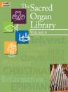 The Lorenz Corporation - The Sacred Organ Library, Vol. 4 - Book