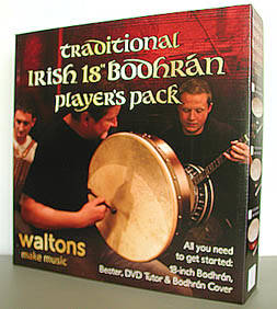 Bodhran Players Pack
