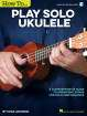 Hal Leonard - How to Play Solo Ukulele - Johnson - Ukulele TAB - Book/Audio Online