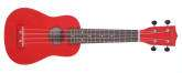 Denver - Soprano Ukulele - Red