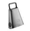 Meinl - Handheld Cowbell - 4.5, Brushed Steel