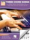 Hal Leonard - Three Chord Songs: Super Easy Songbook - Piano - Book