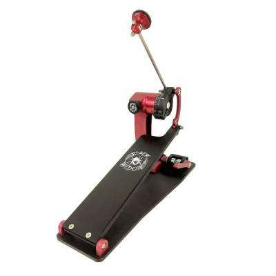 PRO1-V Bigfoot Black Widow Single Bass Drum Pedal