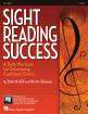 Hal Leonard - Sight Reading Success: A Daily Workout for Developing Confident Choirs - McGill/Stevens - SATB Voices - Book/Media Online
