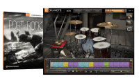 Toontrack - Post-Rock EZX - Download