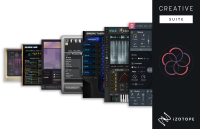 iZotope - Creative Suite Upgrade from Creative Bundle 1 - Download