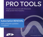Avid - Pro Tools 1 Year Subscription Renewal - Download