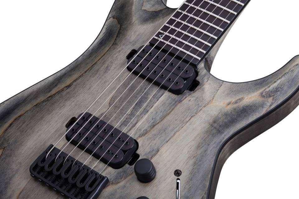 Guitar Strings Rusty : schecter c 7 apocalypse 7 string electric guitar rusty grey long mcquade musical instruments ~ Russianpoet.info Haus und Dekorationen