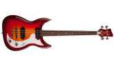 Godin Guitars - Dorchester 4 Bass - Cherry Burst w/ Rosewood Fingerboard
