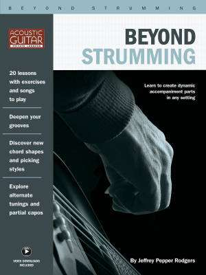 Beyond Strumming - Rodgers - Guitar TAB - Book/Video Online
