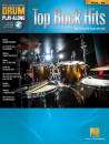 Hal Leonard - Top Rock Hits: Drum Play-Along Volume 49 - Drum Set - Book/Audio Online