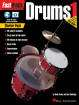 Hal Leonard - FastTrack Drum Method: Starter Pack - Neely/Mattingly - Drum Set - Book/Media Online