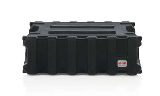 3U Roto-molded Rack Case 13'' Deep
