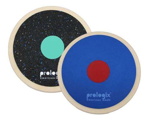Marksman 12'' Dual Sided Practice Pad with 3 Zones