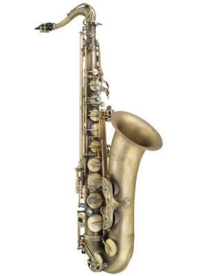 PMXT-66RDK - Rolled Tone Hole Tenor Sax - Dark Lacquer