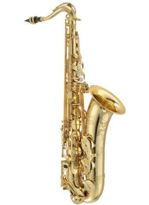 PMXT-66RGP - Rolled Tone Hole Tenor Sax - Gold Plated