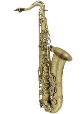 System 76 - Tenor Sax with Large Bell - Dark Lacquer