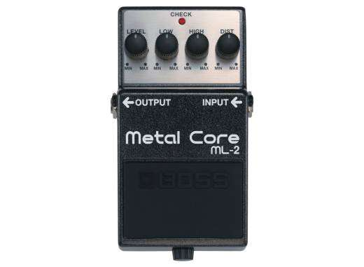 ML-2 Metal Core Distortion Pedal