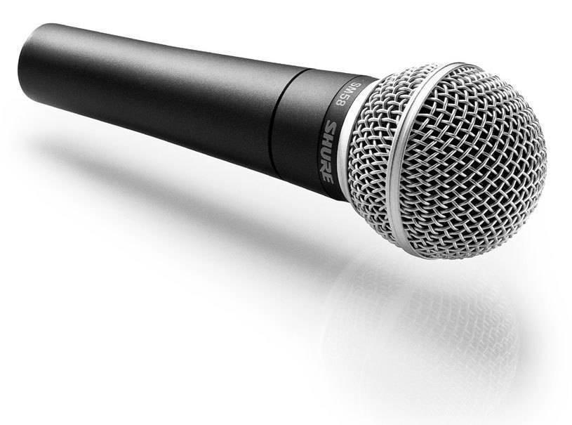 Kết quả hình ảnh cho Dynamic Microphone
