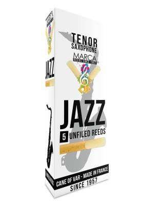 Jazz Unfiled Tenor Sax Reeds, 1.5 Strength - Box of 5
