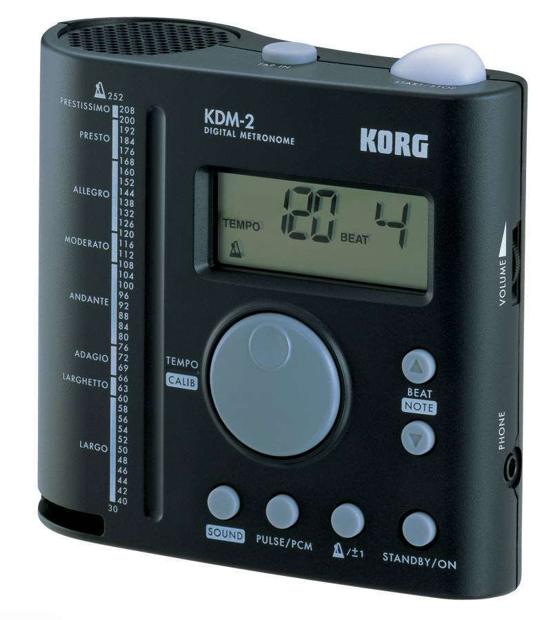korg quartz metronome long mcquade musical instruments. Black Bedroom Furniture Sets. Home Design Ideas