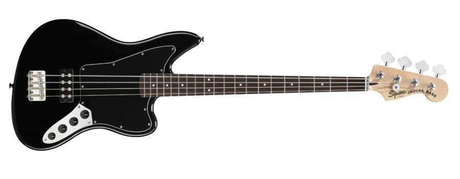 squier vintage modified jaguar bass special hb black long mcquade musical instruments. Black Bedroom Furniture Sets. Home Design Ideas
