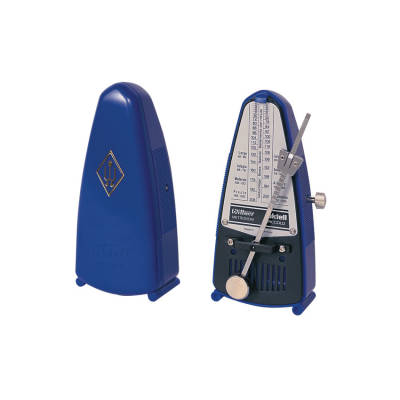 Taktell Piccolo Metronome in Blue