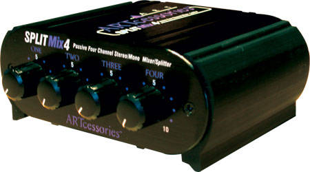 4-Channel Splitter/Mixer
