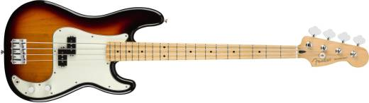 Player Precision Bass Maple - 3 Tone Sunburst