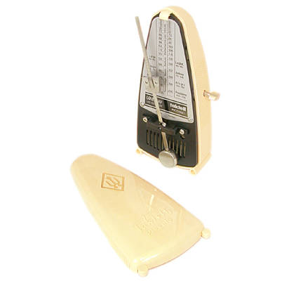 Taktell Piccolo Metronome - Ivory