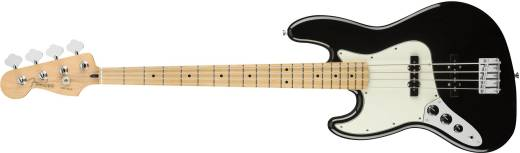 Player Jazz Bass Left Handed Maple - Black