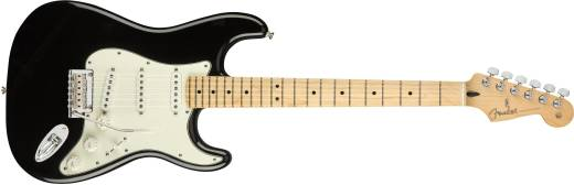 Player Stratocaster Maple - Black
